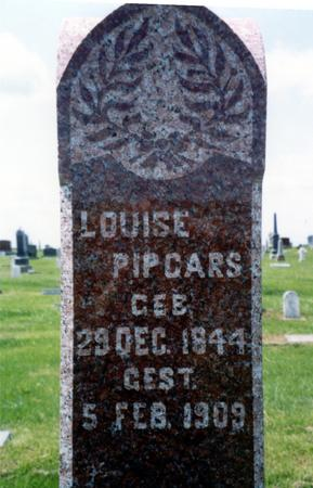PIPGRAS, LOUISE - Crawford County, Iowa | LOUISE PIPGRAS