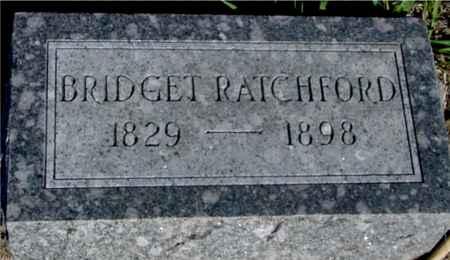 RATCHFORD, BRIDGET - Crawford County, Iowa | BRIDGET RATCHFORD