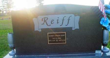 REIFF, ROBERT - Crawford County, Iowa | ROBERT REIFF