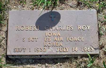 ROY, ROBERT CHARLES - Crawford County, Iowa | ROBERT CHARLES ROY