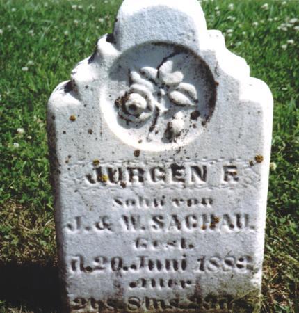 SACHAU, JURGEN F. - Crawford County, Iowa | JURGEN F. SACHAU