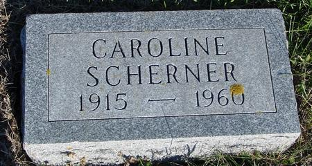 SCHERNER, CAROLINE - Crawford County, Iowa | CAROLINE SCHERNER