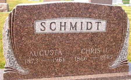 SCHMIDT, CHRIS & AUGUSTA - Crawford County, Iowa | CHRIS & AUGUSTA SCHMIDT