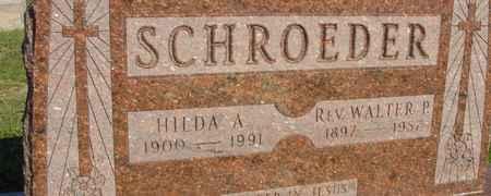 SCHROEDER, WALTER & HILDA - Crawford County, Iowa | WALTER & HILDA SCHROEDER