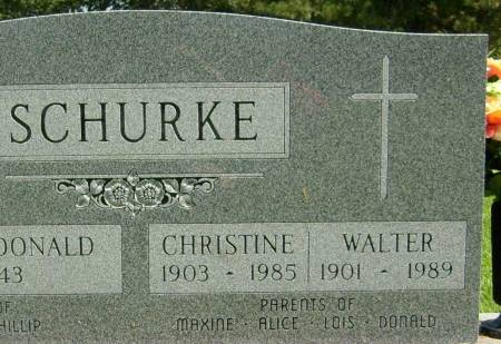 GRELL SCHURKE, CHRISTINE - Crawford County, Iowa | CHRISTINE GRELL SCHURKE