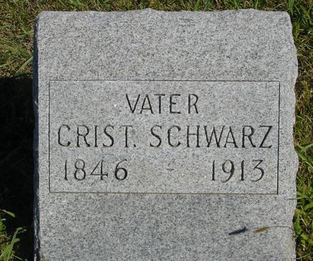 SCHWARZ, CRIST. - Crawford County, Iowa | CRIST. SCHWARZ