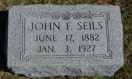 SEILS, JOHN F. - Crawford County, Iowa | JOHN F. SEILS