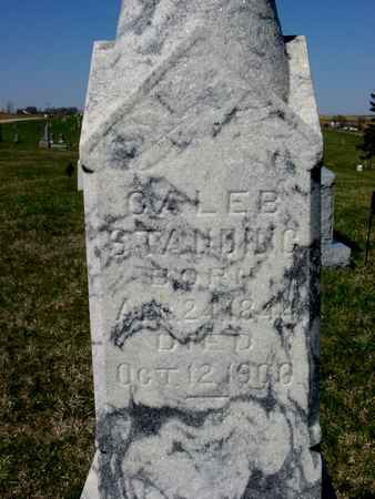 STANDING, CALEB - Crawford County, Iowa | CALEB STANDING