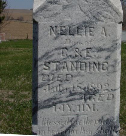 STANDING, NELLIE A. - Crawford County, Iowa   NELLIE A. STANDING