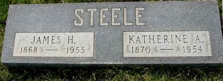 STEELE, JAMES & KATHERINE - Crawford County, Iowa | JAMES & KATHERINE STEELE