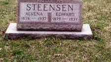STEENSEN, EDWARD - Crawford County, Iowa | EDWARD STEENSEN