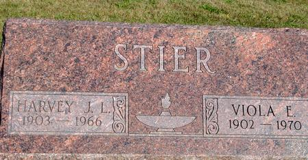 STIER, HARVEY & VIOLA - Crawford County, Iowa | HARVEY & VIOLA STIER
