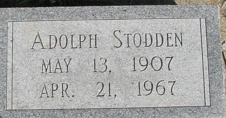 STODDEN, ADOLPH - Crawford County, Iowa | ADOLPH STODDEN