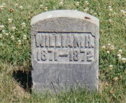 TACOTT, WILLIAM H. - Crawford County, Iowa   WILLIAM H. TACOTT