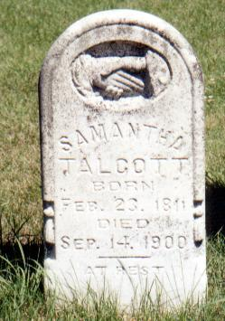 TALCOTT, SAMANTHA - Crawford County, Iowa | SAMANTHA TALCOTT