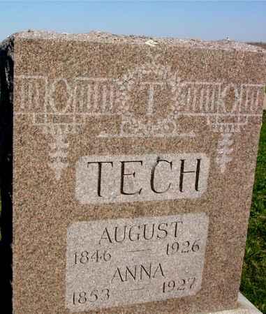 TECH, AUGUST & ANNA - Crawford County, Iowa | AUGUST & ANNA TECH