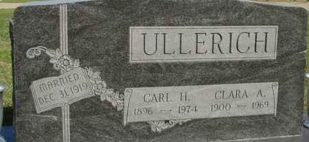ULLERICH, CARL H. - Crawford County, Iowa | CARL H. ULLERICH
