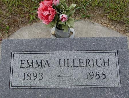 ULLERICH, EMMA - Crawford County, Iowa | EMMA ULLERICH
