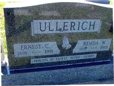 ULLERICH, ERNEST & REMDA - Crawford County, Iowa | ERNEST & REMDA ULLERICH