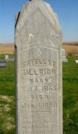 ULLRICH, ESTELLA F. - Crawford County, Iowa | ESTELLA F. ULLRICH