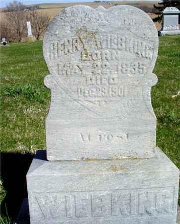 WIEBKING, HENRY - Crawford County, Iowa | HENRY WIEBKING