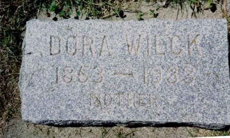 WIECK, DORA - Crawford County, Iowa | DORA WIECK