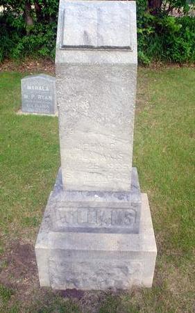 WILLIAMS, JOHN C. - Crawford County, Iowa | JOHN C. WILLIAMS