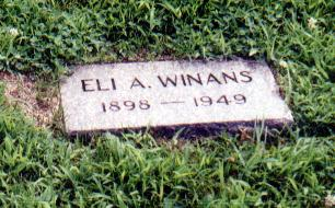 WINANS, ELI A. - Crawford County, Iowa | ELI A. WINANS