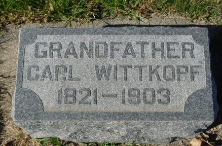 WITTKOPF, CARL - Crawford County, Iowa | CARL WITTKOPF