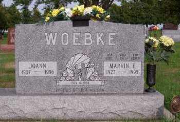 FRITZ WOEBKE, JOANN - Crawford County, Iowa | JOANN FRITZ WOEBKE