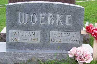 WOEBKE, HELEN J. - Crawford County, Iowa | HELEN J. WOEBKE