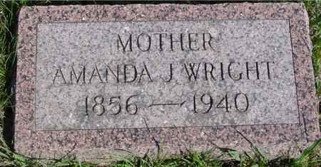 WRIGHT, AMANDA J. - Crawford County, Iowa | AMANDA J. WRIGHT