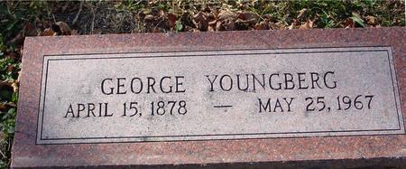YOUNGBERG, GEORGE - Crawford County, Iowa | GEORGE YOUNGBERG