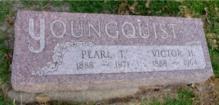 YOUNGQUIST, VICTOR & PEARL - Crawford County, Iowa | VICTOR & PEARL YOUNGQUIST