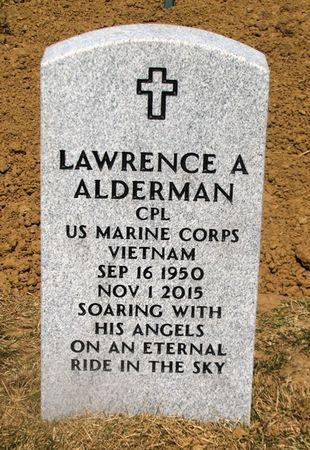 ALDERMAN, LAWRENCE A - Dallas County, Iowa | LAWRENCE A ALDERMAN