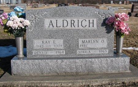 ALDRICH, DENNIS - Dallas County, Iowa   DENNIS ALDRICH