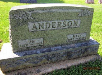 ANDERSON, JIM - Dallas County, Iowa | JIM ANDERSON