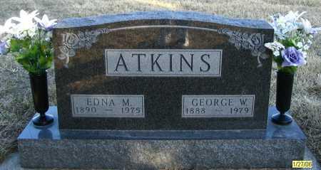 ATKINS, EDNA M. - Dallas County, Iowa | EDNA M. ATKINS