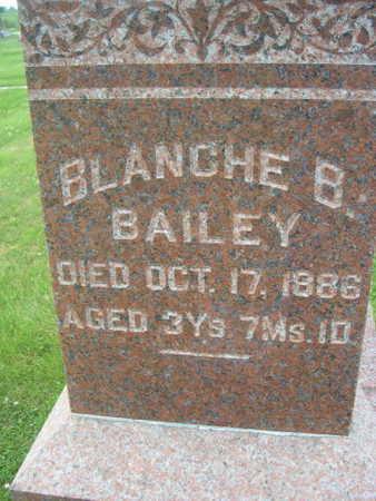 BAILEY, BLANCH B. - Dallas County, Iowa | BLANCH B. BAILEY