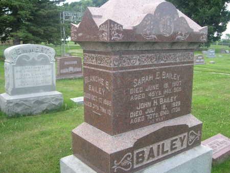 BAILEY, BLANCHE B. - Dallas County, Iowa | BLANCHE B. BAILEY