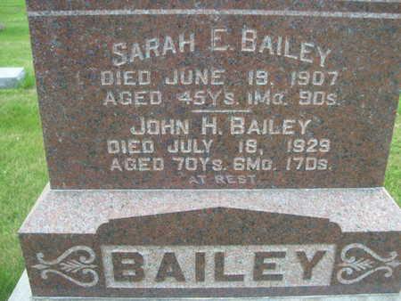BAILEY, JOHN - Dallas County, Iowa | JOHN BAILEY