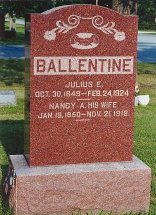 BALLENTINE, NANCY ANN - Dallas County, Iowa | NANCY ANN BALLENTINE