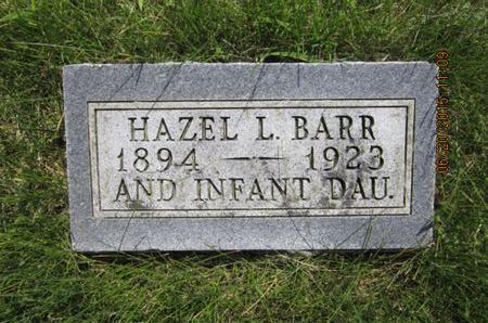 BARR, INFANT - Dallas County, Iowa | INFANT BARR