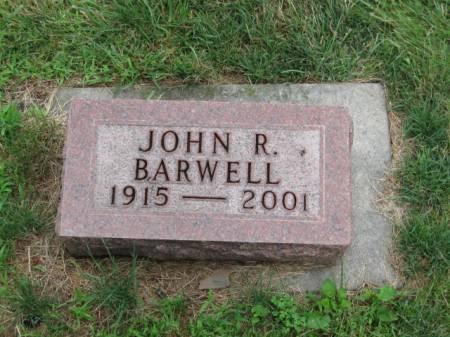 BARWELL, JOHN R. - Dallas County, Iowa | JOHN R. BARWELL