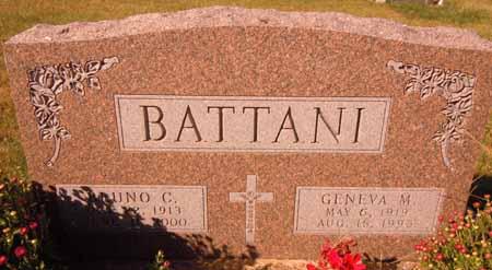 BATTANI, BRUNO C. - Dallas County, Iowa | BRUNO C. BATTANI