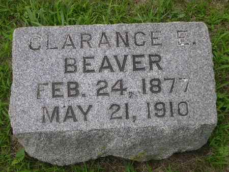 BEAVER, CLARANCE E. - Dallas County, Iowa | CLARANCE E. BEAVER