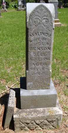 BENSON, MALINDA - Dallas County, Iowa | MALINDA BENSON
