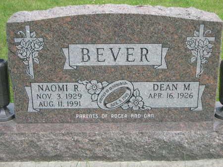 BEVER, DEAN M. - Dallas County, Iowa | DEAN M. BEVER