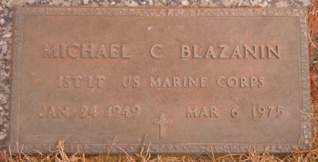 BLAZANIN, MICHAEL C. - Dallas County, Iowa | MICHAEL C. BLAZANIN