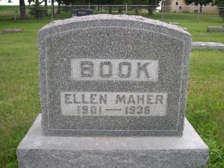 MAHER BOOK, ELLEN - Dallas County, Iowa | ELLEN MAHER BOOK